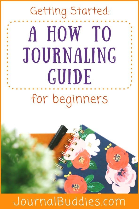 Getting Started Journaling Guide