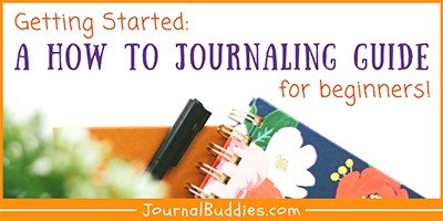 Beginner's Guide to Journaling