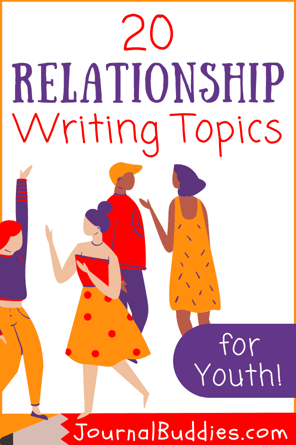 Relationship Topics for Youth