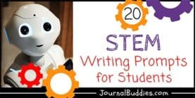 STEM Writing Prompts for Students
