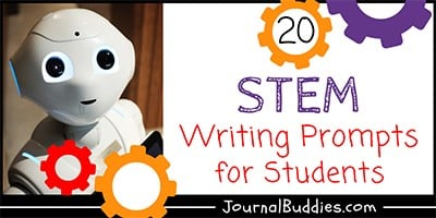 STEM Writing Ideas for Students