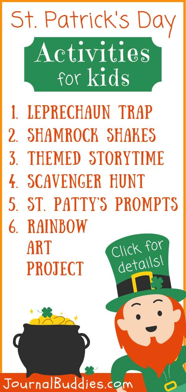 St. Patrick's Day Activities for Students