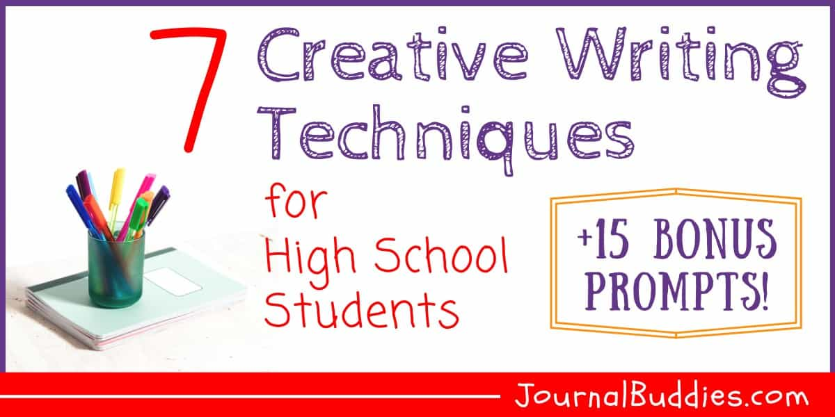 Creative Writing for High School Students