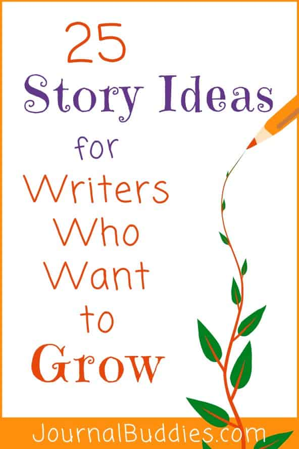 Story Ideas for Growth