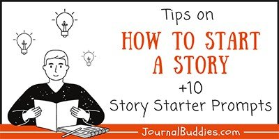 Writing Promtps to Start a Story