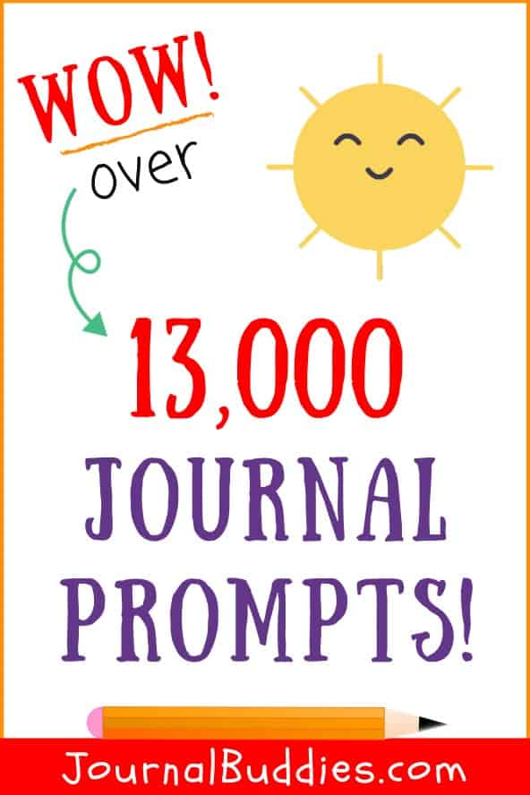 13k FREE Journal and Writing Prompts