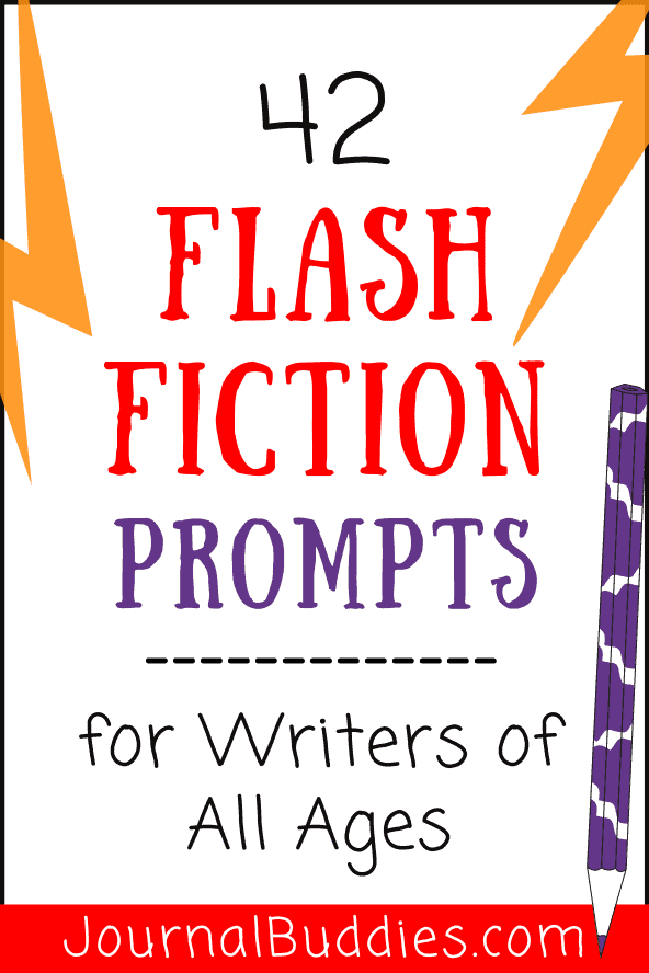 Flash Fiction Writing Ideas for All Ages