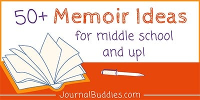 Memoir Writing Topics for All Ages