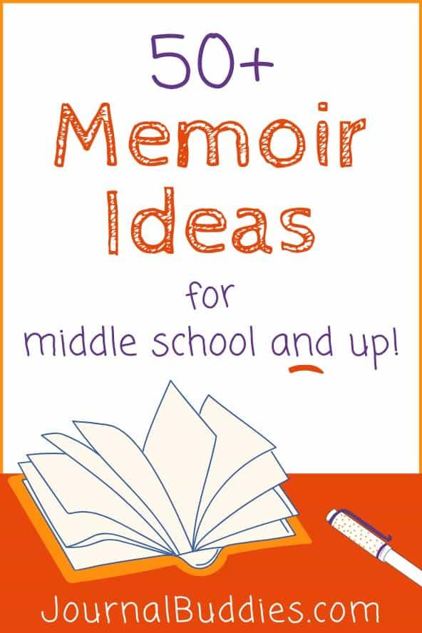 Ideas for Writing a Memoir