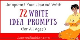 Write Idea Prompts for All Ages