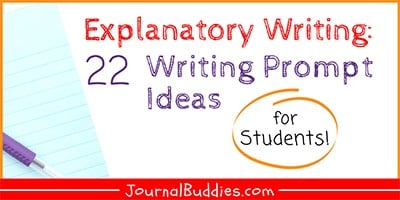 Explanatory Writing Ideas for Students