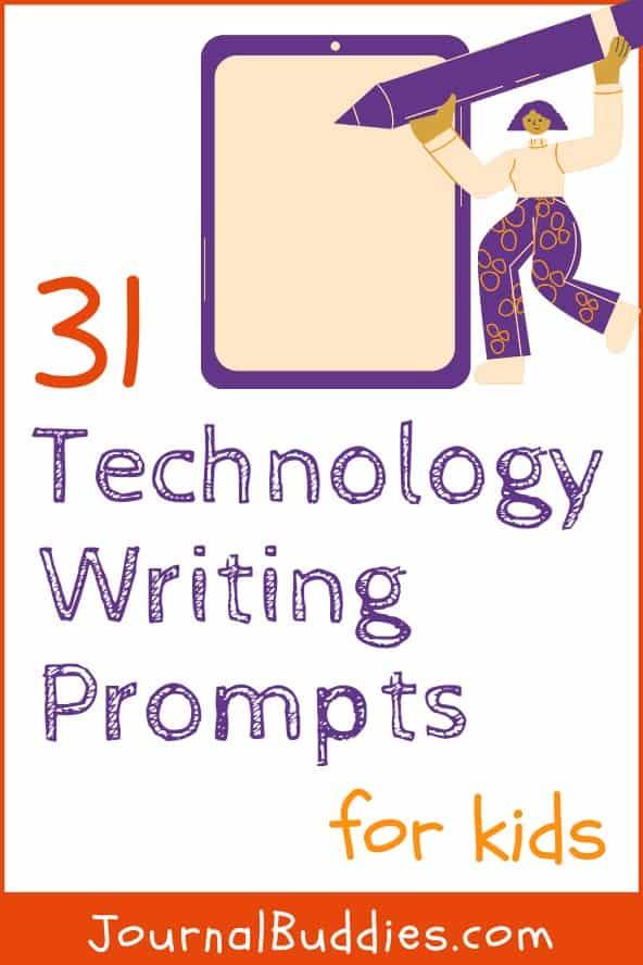 Technology Themed Writing Ideas