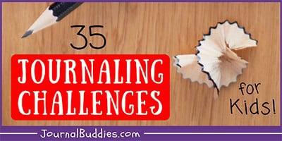 Kids Journaling Challenge