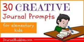 Creative Writing Topics for Grade 2